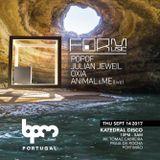 Popof - Live @ BPM Portugal 2017, Form Music Katedral Disco (Portimao, PT) - 14.09.2017