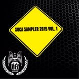 Dei Musicale - 2015 Soca Sampler Vol 1