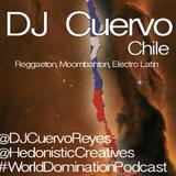 DJ Cuervo - Hedonistic Creatives Mix 020