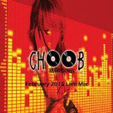 February 2015 Live Mix - DJ Choob