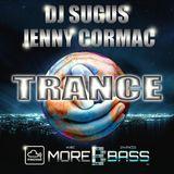 DJ SUGUS & JENNY CORMAC - TRANCE COLLABORATION SET 2016