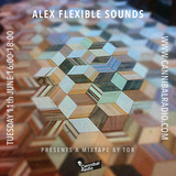Τοr exclusive mixtape for Alex Flexible Sounds radio show on www.cannibalradio.com