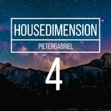 House Dimension Podcast 4 by Pieter Gabriel