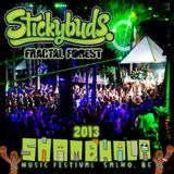 Stickybuds - Fractal Forest Mix (Shambhala 2013)