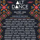 Prashanth Raj at // Ctrl Alt Dance Festival // Hilltop Goa 2017.