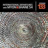 International Departures 133