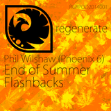 End of Summer Flashbacks - Mixed by Phil Wilshaw (Phoenix 6)