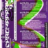 Chromapark  21.04.1995 E-WERK BERLIN Live-Act – Tape B (1)