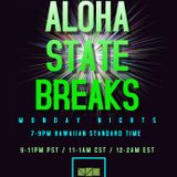 Aloha State Breaks; hosted by SilviaSativa {LIVE on NSB Radio - November 25th, 2019}