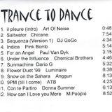 Trance to Dance (original)