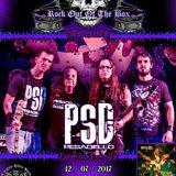 Programa Rock Out Of The Box - #02 - Entrevista com a banda PSD (12.07.2017)