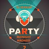 DJ SEANJAY - MIDNIGHT MADNESS - EP #002