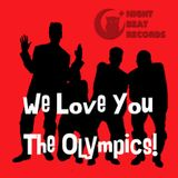 We Love You The Olympics! - 50's & 60's R&B of the Olympics Soundalike