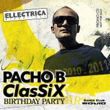Pacho Birthday mix 2011