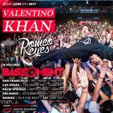 The Bassment 6/9/17 w/ Romeo Reyes