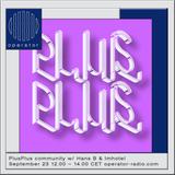 PlusPlus Community - 23rd September 2017