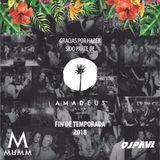 Mix Amadeus Fin de Temporada 2018