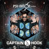 Captain Hook - Psy-Nation Radio 012 exclusive mix