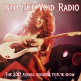 Into The Void Radio #105 pt. 2 - The 2017 Annual Rockbox Tribute Show