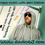 NEW MUSIC with Ben Stride EP05 www.RadioGJ.com 30.05.19