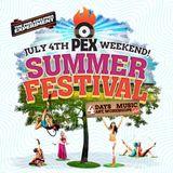 Live @ PEX Summer Festival, Darlington, MD (7-7-13)