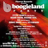 "Live Mix 16th Jun 2018 ""Boogieland Party"" at Shibuya clubasia"
