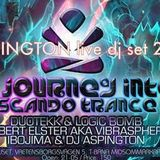 Technostate - Deep progressive trance live dj set by Aspington