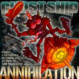 Erik_Hz Halloween live @Ghost Ship Annihilation 2015