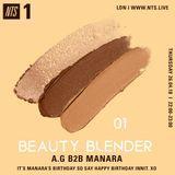 Beauty Blender w/ A.G & Manara - 26th April 2018