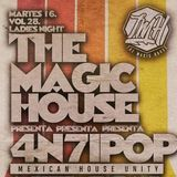 4N71POP @ THE MAGIC HOUSE