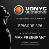 Paul van Dyk's VONYC Sessions 376 - Max Freegrant