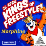 DJ Morphine, Freestyle, Live @ Kings of Freestyle, Grenswerk 2016