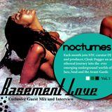 Cloak Dagger 'Nocturnes' Podcast 005 featuring Basement Love