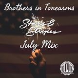 Brothers in Tonearms Stars and Stripes July Mix