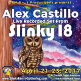 Alex Castillo - Slinky 18 Live - April 2017