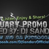 January Promo Mix@Dj Sanders