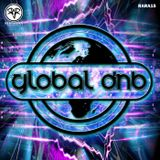 DJ Lady Eliza - Global DNB Monday 30th - The Official Female Take Over Radio Show