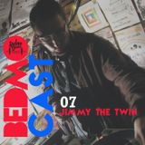 BEDMOCAST.07 :: JimmyTheTwin Promo mix for Bedmo Disco Records