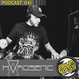 Drum and Bass Night PODCAST #041 - Hardsenic