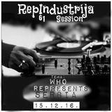 RepIndustrija Session / br. 61 Tema: Who represents Serbia
