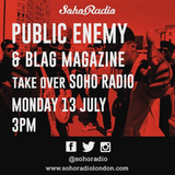 Public Enemy Takeover - Chuck D & DJ Lord (13/07/2015)