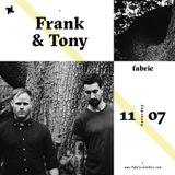 Frank & Tony - fabric Promo Mix