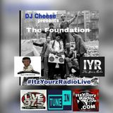 DJ Cheese - Foundation: Cold Crush, Caz, Kool Moe Dee, Melle Mel, Kurtis Blow, Disco 4, Mantronix