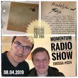 Emisija 024: Jazz zvuci u Akzent teatru (intervju sa Matijom Dedicem); Februar 2019
