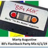 80's Flashback Party Mix 6/1/19