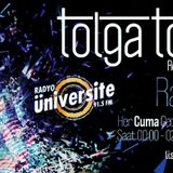 Tolga Tokmak @ Radyo Universite\Konya\Turkey Live mix Part 1 (first hour)