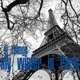 DJ TOBAGO - MY WINTER IN PARIS