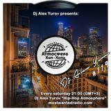 Dj Alex Yurov - Hip-Hop Atmosphere #119