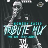 Mowzey Radio(1983-2018) -Tribute Mixtape By Dj Rizzy 256