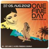 Christian Fischer @ One Fine Day Live from the Terrace 05-08-2012